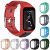 Mayitr Colorful 9 Colors Silicone Replacement Wrist Band Strap For TomTom Golfer 2 Adventurer Runner 2