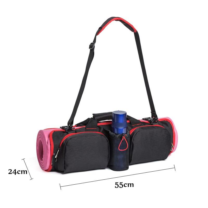Offre spéciale 2019 sac de Sport multifonctionnel sac de Yoga grande capacité sac de Sport pour femmes hommes épaule imperméable formation sacs de Fitness - 3