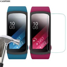 CARPRIE 5 PC matowe peeling folia ochronna na ekran do Samsung Gear Fit 2 SM-R360 inteligentne zegarki pasek na nadgarstek(China)