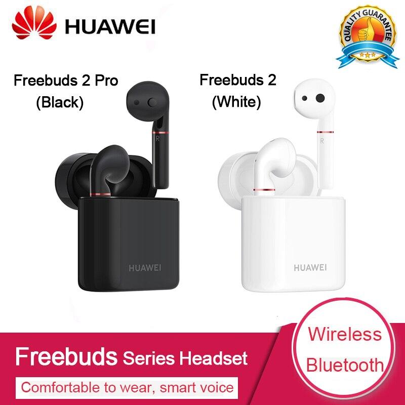 Original Huawei freebud 2/2Pro écouteur mains libres avec Bluetooth 5.0 os Voiceprint ID IP54 étanche pour Smartphone Huawei