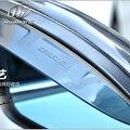 Para Chevrolet Cruze espejo retrovisor Espejos Retrovisores Sun Rain Guardia Escudo Deflector visera Exterior styling accesorios productos