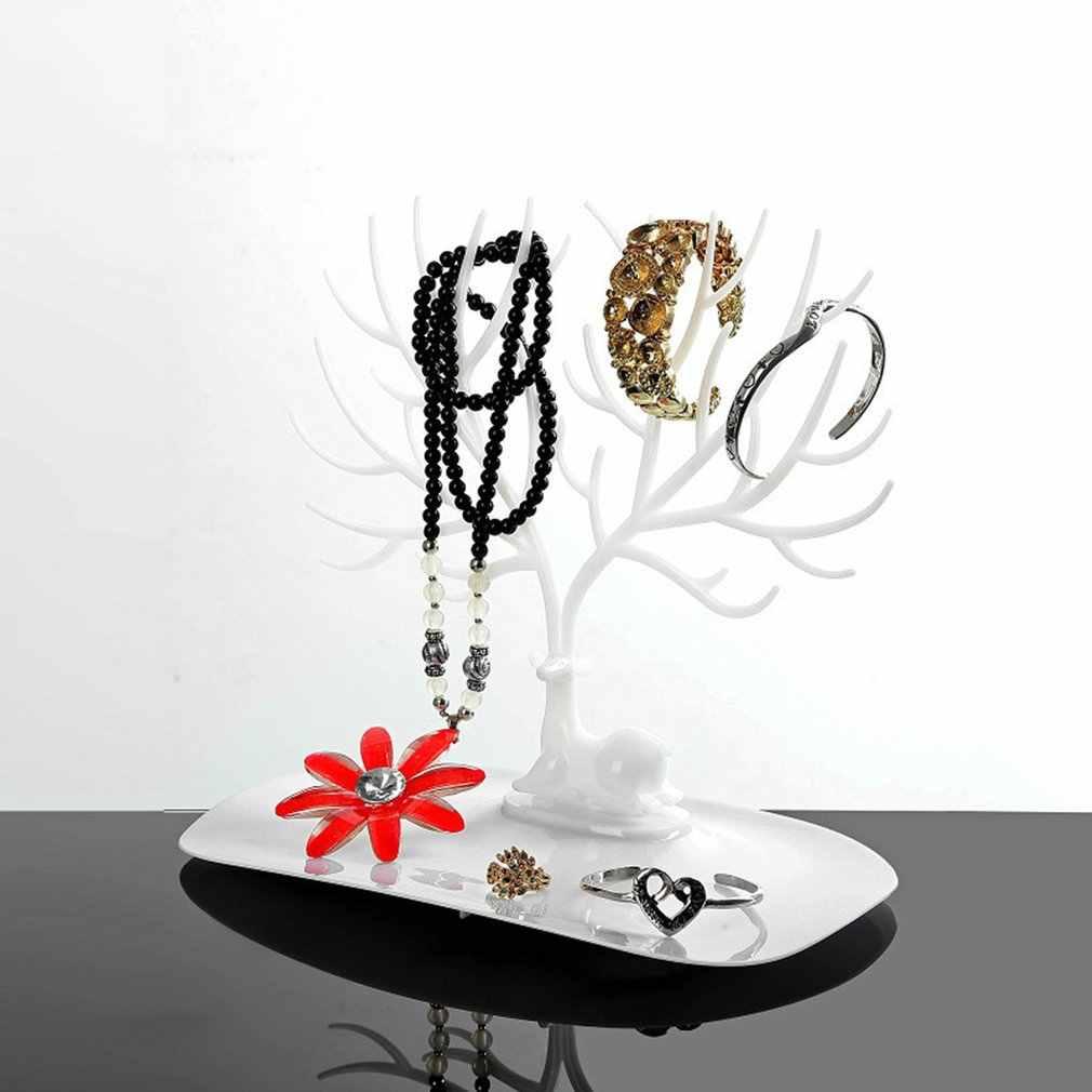 Jwelry, органайзер, ожерелье, серьги, олень, стенд, дисплей, держатель, демонстрационная стойка, дисплей, органайзер для ювелирных изделий, брелок, держатель, стойка