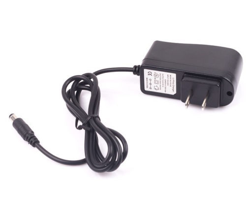 HK LiitoKala 12V charger 12.6V 1A EU dc power adaptor 5.5*2.1mm cable lithium-ion battery LED lamps power charger