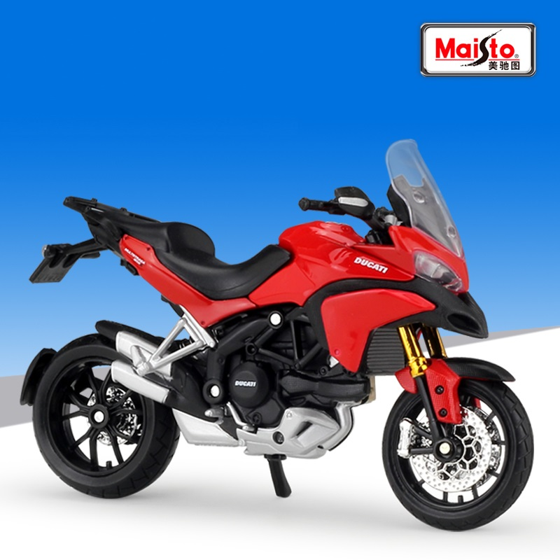 1:18 Maisto Ducati Multistrada 1200S Diecast Motorcycle