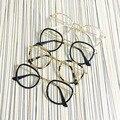 DRESSUUP 2016 Moda Crianças Piloto Óculos de Armação Armações de Óculos De Leitura de Alta Qualidade Das Meninas Dos Meninos Do Bebê Seguro Eyewear Óptica