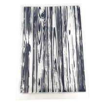 JC Clear Stamps for Scrapbooking Wood Grain Sheet Silicone Seals Craft Stencil Album Rubber Paper Card Making Model Decor