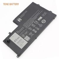 Free Shipping 11.1V 43WH Original Laptop Battery for Dell Inspiron 15-5547 15-5547 Notebook TRHFF 1V2F6 01V2F DL011307-PRR13G01