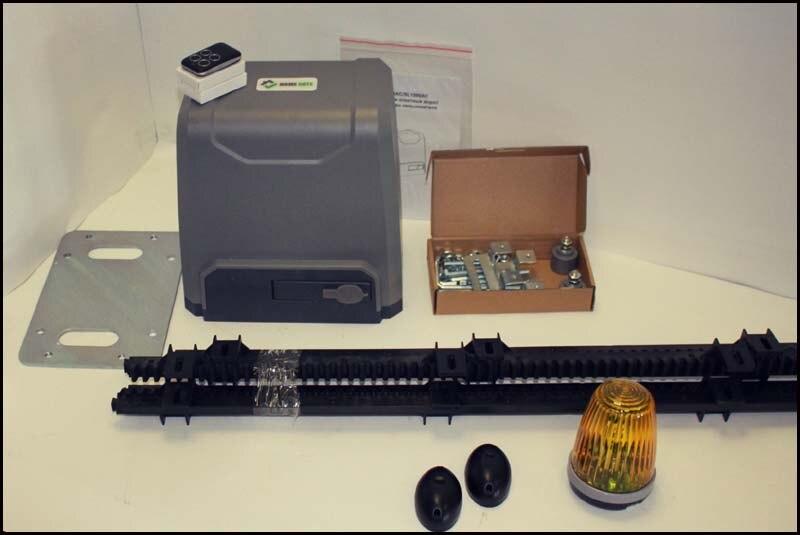 Attrezzature automatico per cancello scorrevole HOMEGATE CN G1000ACP Kit Completo