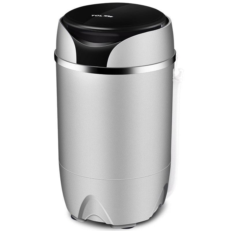TCL 2.8kgs Mini Washing Machine Baby Clothes Washing  Portable Washer Machine  Mini Laundry Machine Washer And Dryer Machine