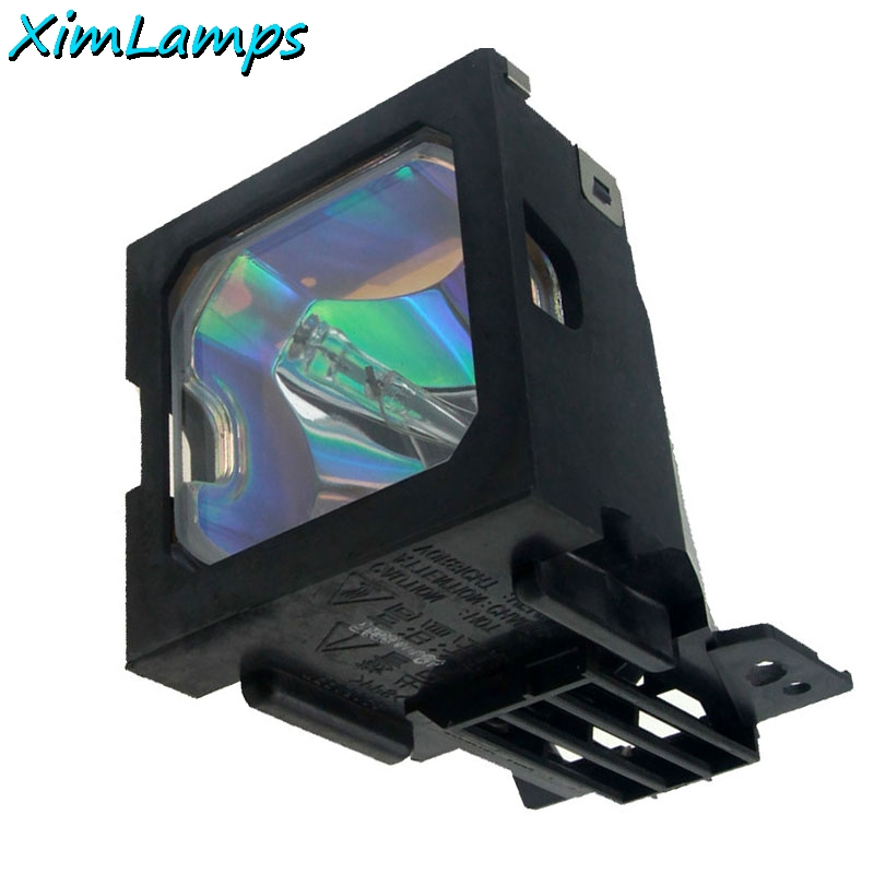 XIM Lamps ET-LA785 replacement projector lamp with housing Fit for Panasonic PT-L785 / PT-L785E / PT-L785U Projectors xim et lab80 projector bare lamp with housing for panasonic pt lb90ntu pt lb90u pt lb75 pt lb75ntu pt lb75u pt lb78v pt lb80