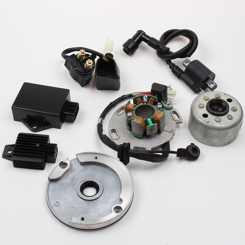 High Performance Magneto Stator Rotor Kit Dirt Bike LF for Lifan 150cc CDI Use for motorcycles accessories
