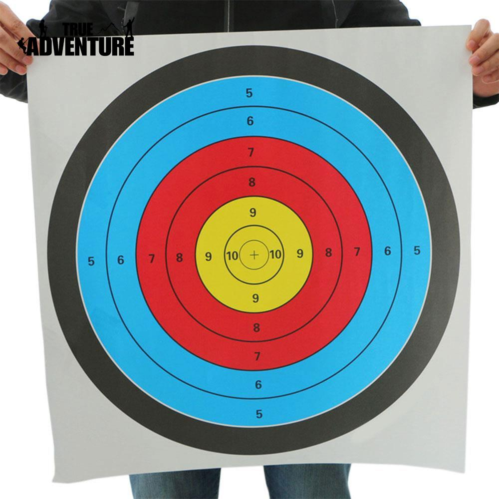 Shooting Target Paper Archery Target Paper For Hunting Practice