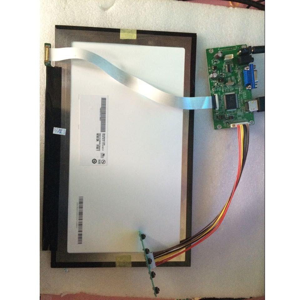 VGA PARA N156HCE-EAA Rev. C1 N156HCE-EN1 1920X1080 TELA de 15.6
