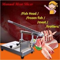 Convenient Sierra Bones SlicerRibs Guillotine Machine Meat Grinder for Food Processor 250B