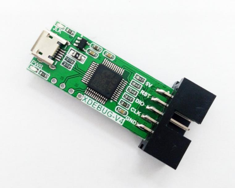 XDEBUG-V4usb to the serial port J.L.in.k SWD arm-ob/STM32 debugger eBox ...