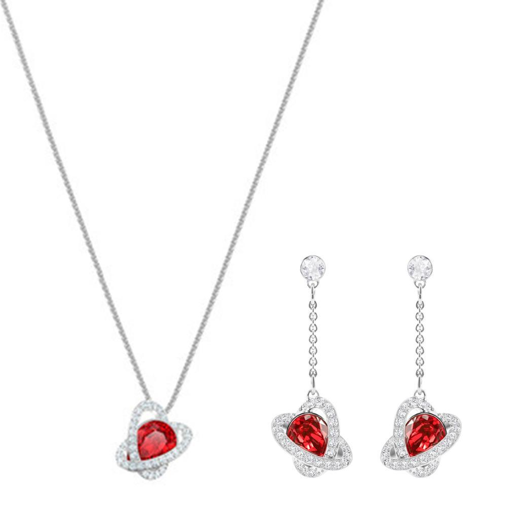 Kristie Fashion 100% Sterling Silver Original 1:1 High Quality OUTSTANDING Jewelry Sets Women Jewelry Free MailKristie Fashion 100% Sterling Silver Original 1:1 High Quality OUTSTANDING Jewelry Sets Women Jewelry Free Mail