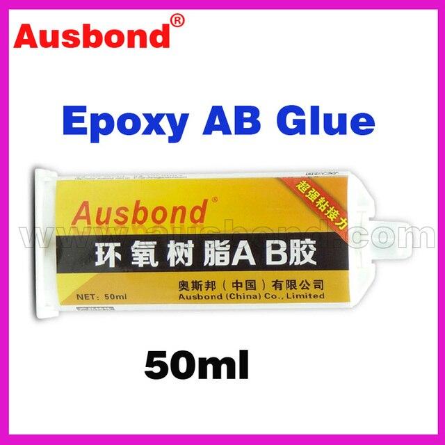 Wholesale Epoxy Resin AB Glue Transparent AB Glue Crystal Epoxy - Fast drying tile adhesive