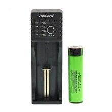Novo para Panasonic Recarregável de Lithium-ion Baterias plus U4 2017 Original 18650 Ncr18650b 3.7 V Battery 3400 Mah Carregador