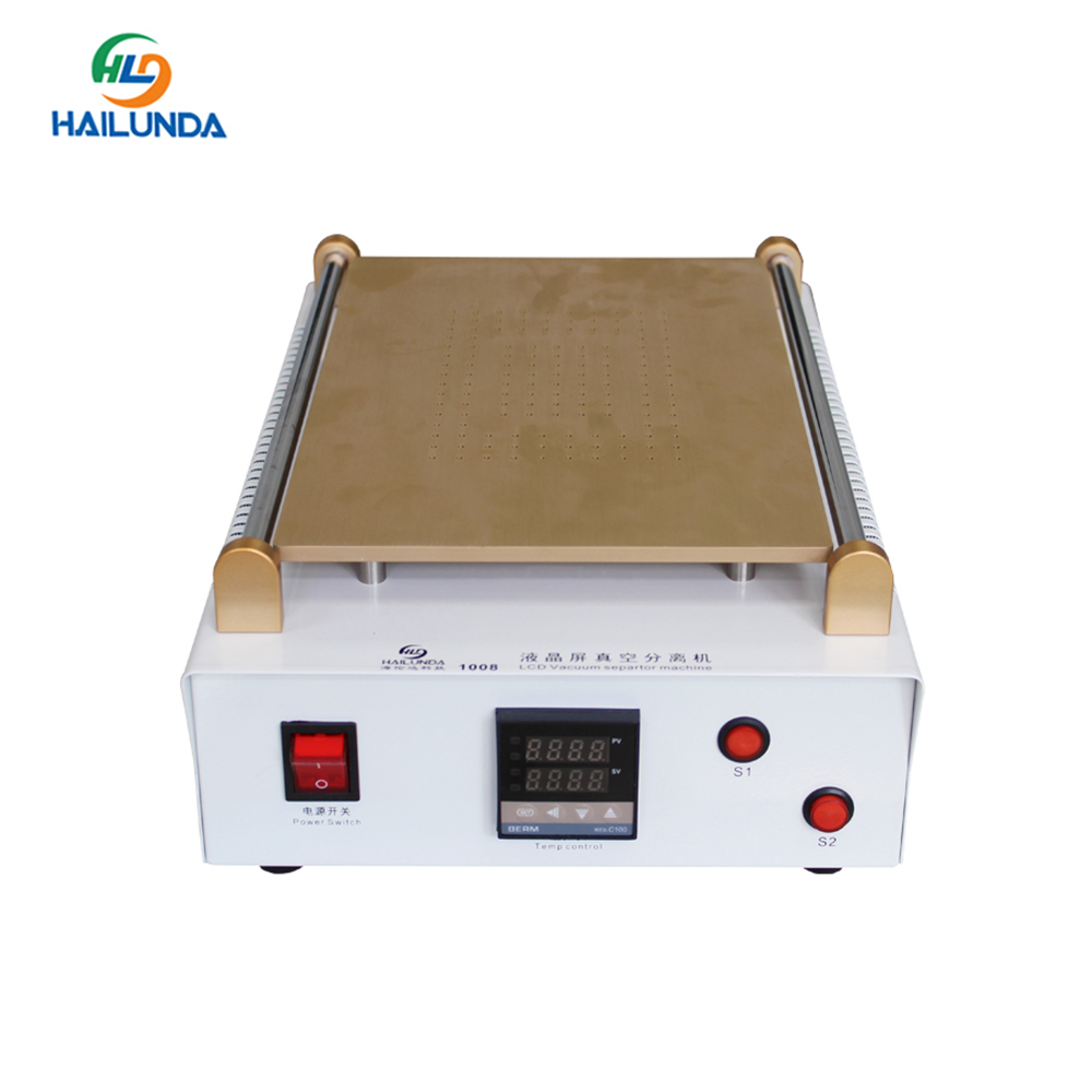 14 inch Hot Plate LCD Screen Separator for iPhone Samsung Cracked Glass Separating Replace Heating Tools Refurbish Machine