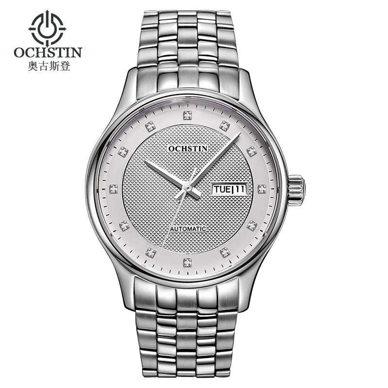 2016 Sale New Fashion Luxury Brand Famous Ochstin Men Watch Classic Mens Auto Date Automatic Mechanical Watches Women