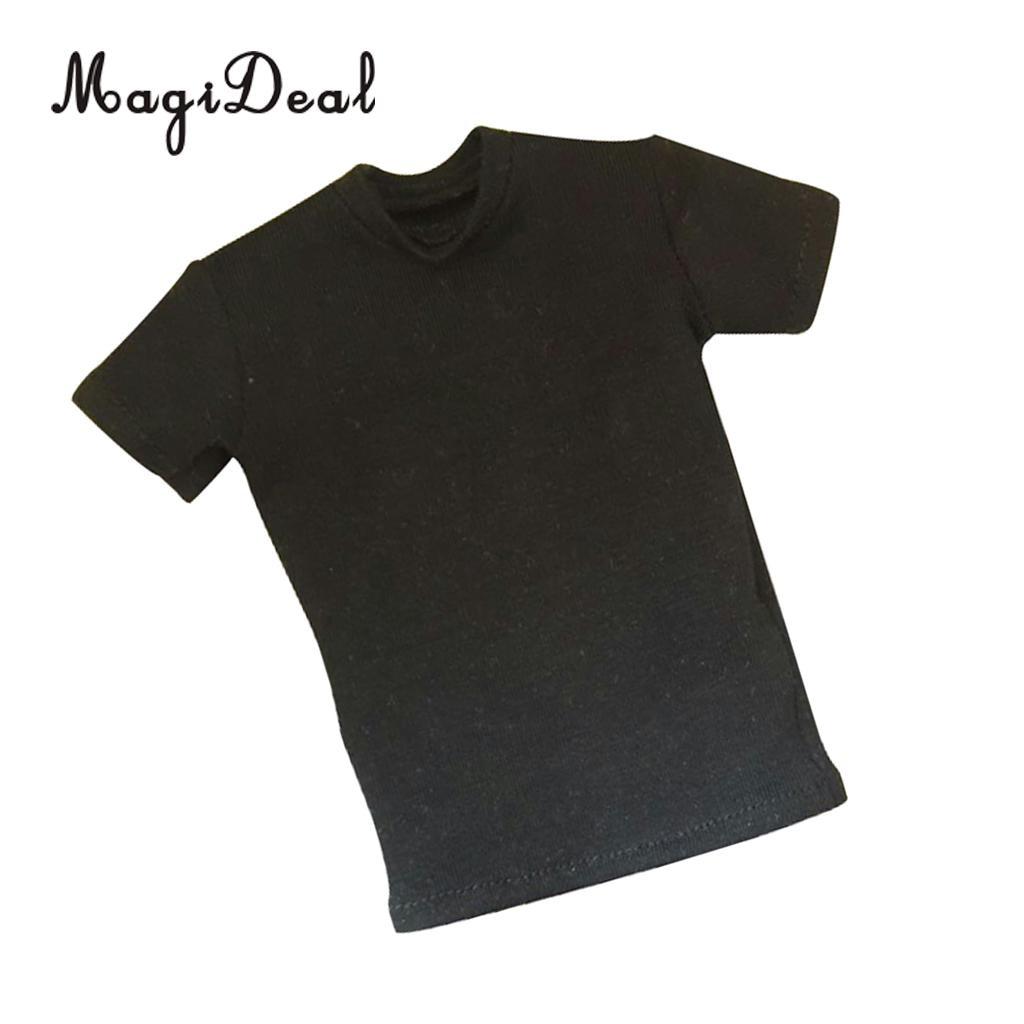 """1//6 Scala T-shirt manica corta da uomo per 12 /""""Action Figure Body Toys"""