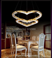 Luminarias Large Chandelier Modern Led Crystal Chandelier AC85 265v Luminarias Large LED Crystal Chandelier High Quality