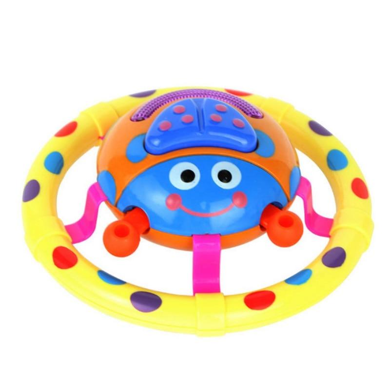Infant Baby Rattles Musikk Leker med lyd og lys Nydelig Baby Leketøy - Baby og småbarn leker - Bilde 5