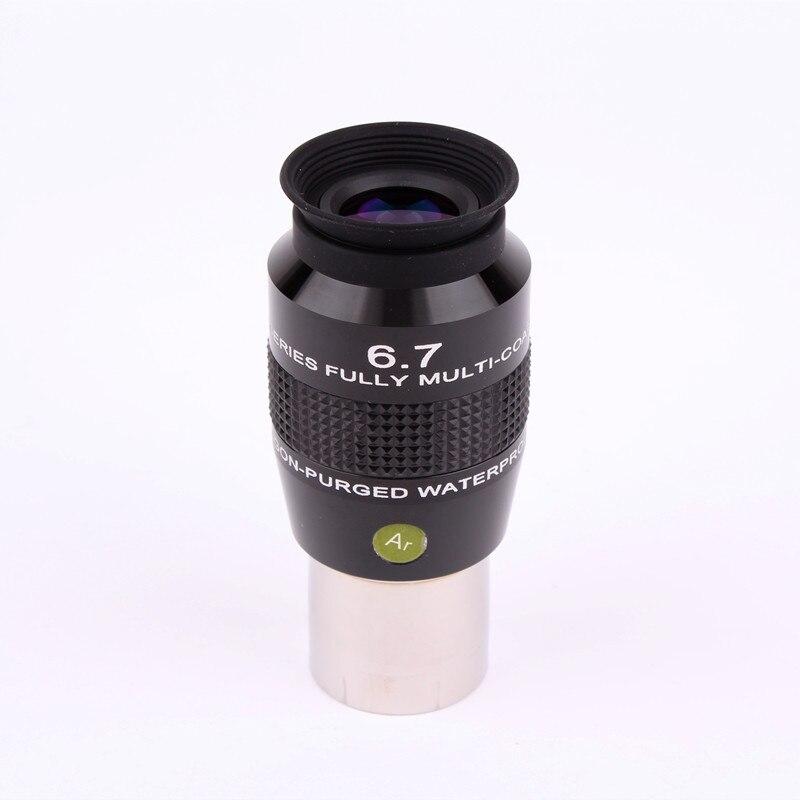 Изучить научные 6.7 мм новый 82 градусов широкоугольный окуляр {ES82 градусов окуляр}