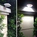 Jiawen PIR Датчик Движения 150LM 4 LED Солнечной энергии СВЕТОДИОДНЫЕ Открытый лампы, водонепроницаемый Забор Уолл Двор Путь Лампы Безопасности Серии
