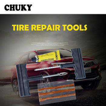 CHUKY 1Set Professional Auto Car Tire Repair Tools Kit For Honda Civic 2006-2011 2017 CRV BMW E46 E39 E90 E60 Toyota Corolla CHR image