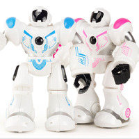 360 Intelligent Electric Rotating Space Dance Robot Electronic Walking Toys With Music Light Gift For Kids Astronaut Toy