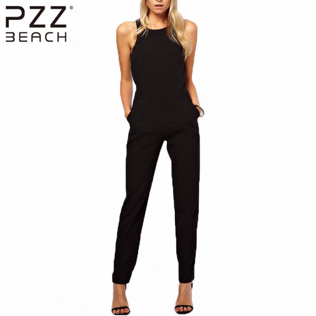 Compare Prices on Black Cotton Jumpsuit- Online Shopping/Buy Low ...