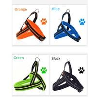 Dog Einstellbare Harness Haustiere Kragen Leopard Campo Professionelle Tür Hundegeschirr Handschlaufe für Kleine Große Hunde liefert