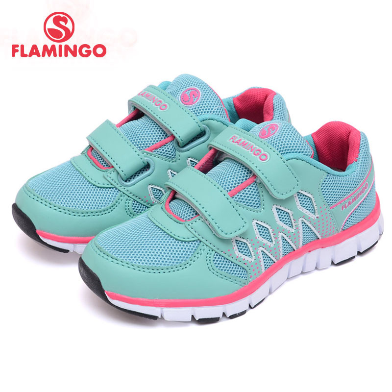 FLAMINGO Russian Famous Brand 2016 New Arrival Spring Kids Sport Shoes Fashion High Quality children sneakers 61-JK101/ JK102