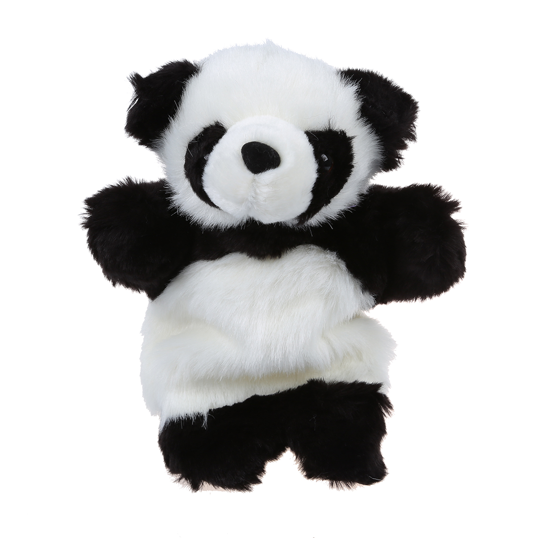 KEOL Cute Panda Wildlife Hand Glove Puppet Soft Plush Puppets Kid Childrens Toy Gift