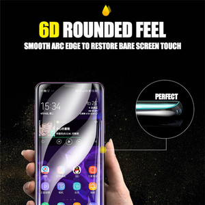 Image 5 - 6D Copertura Completa Morbido Idrogel Pellicola Per Samsung Galaxy Note 8 9 S8 S9 Protezione Dello Schermo Per Samsung S9 S8 s7 S6 Bordo Più Non di Vetro
