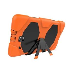 Image 5 - Para samsung galaxy tab e 9.6 ttablet t560 t561 tablet à prova de choque caso duro militar resistente silicone robusto suporte capa protetora