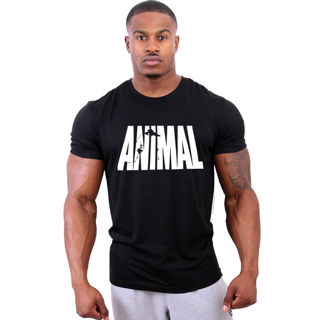 Buy trends in 2014 fitness cotton brand for Buff dudes t shirt