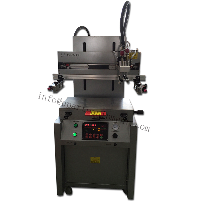 PCB, LCD,EL,IC, SMC automatic silk screen printing machine,pcb screen printing machine