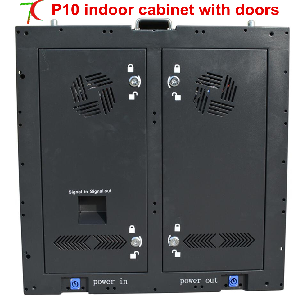 Factory sales 960*960mm P10 indoor 8scan equipment cabinet with led displayFactory sales 960*960mm P10 indoor 8scan equipment cabinet with led display