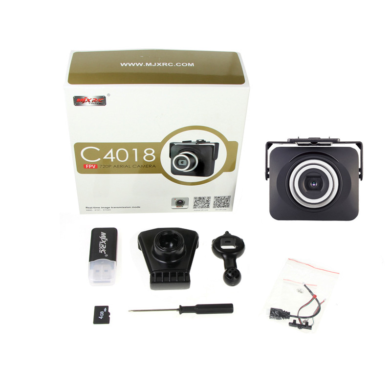 Updated Version MJX C4018 FPV WIFI Camera 1 0MP 720P HD Camera font b Drone b