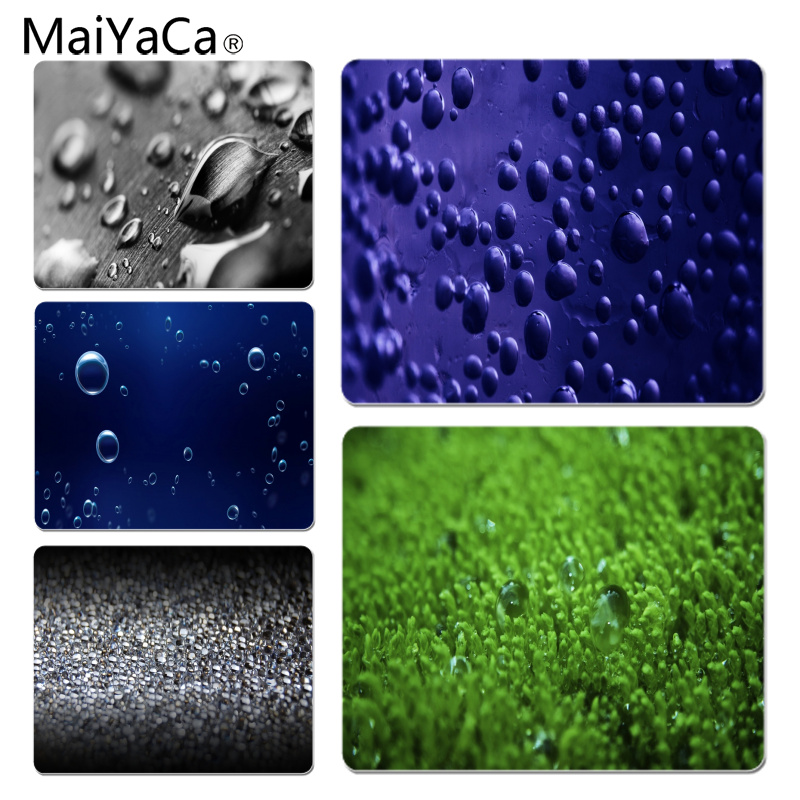 MaiYaCa Purple Bubbles Large Mouse pad PC Computer mat Size for 18x22x0.2cm Gaming Mousepads