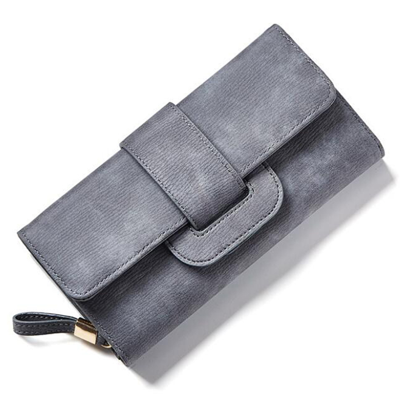 Hot Fashion Female wallets High-quality PU Leather Wallet Women Long Style  Purse Brand Capacity Clutch Card Holder Pouch large capacity famous brand wallets card holder clutch bag fashion women long purse stars printing pu leather bifold wallet