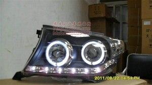 Image 4 - HID, 2008 ~ 2015, 크루저 헤드 라이트, 프라도, LC200, 비오스, RAV4, 캠리, 하이어스, 시에나, 야리스, 타코마, 크루저 헤드 램프 용 자동차 스타일링
