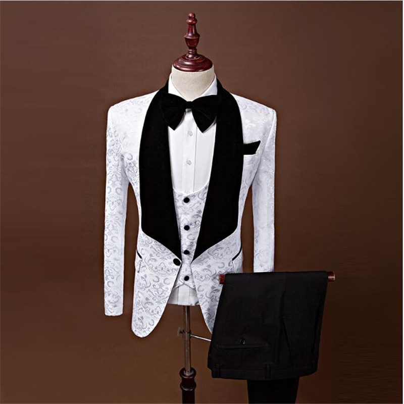 vestes Pantalon Marié Robe Mode Gilet Blazer Smoking 2018 Made Costumes 3 De Rouge 1 Mariage Slim 2 Custom Entreprise Hommes Nouveau r5rPq