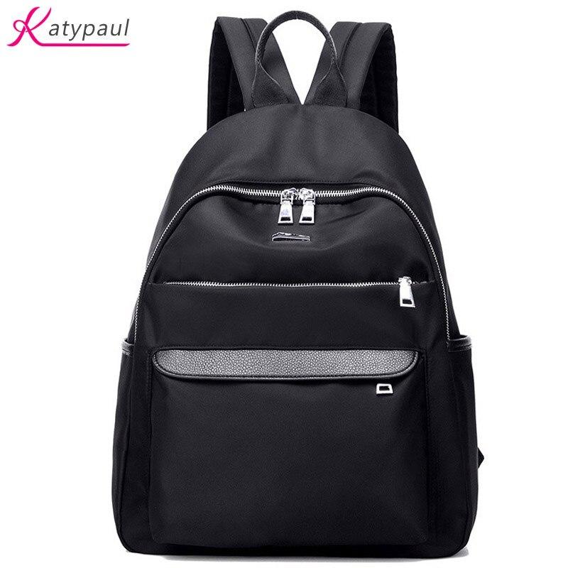2017 Women Backpack Oxford School Bags For Teenagers Girls Mochila Laptop Backpacks Casual School Bags Female