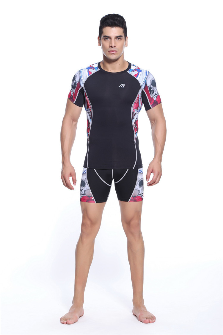 sales 2017 high quality brand running suit sets