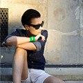 Óculos de Sol Da Moda Criativa Pulseira tapa Slappable Óculos Snap Pulseira Bandas