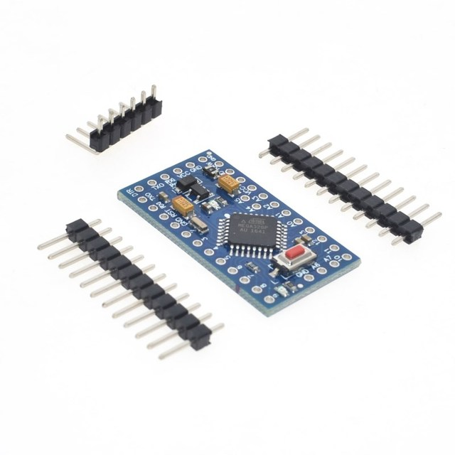 Free Shipping New Atmega328 5v Version Pro Mini Module 16M For Arduino Compatible