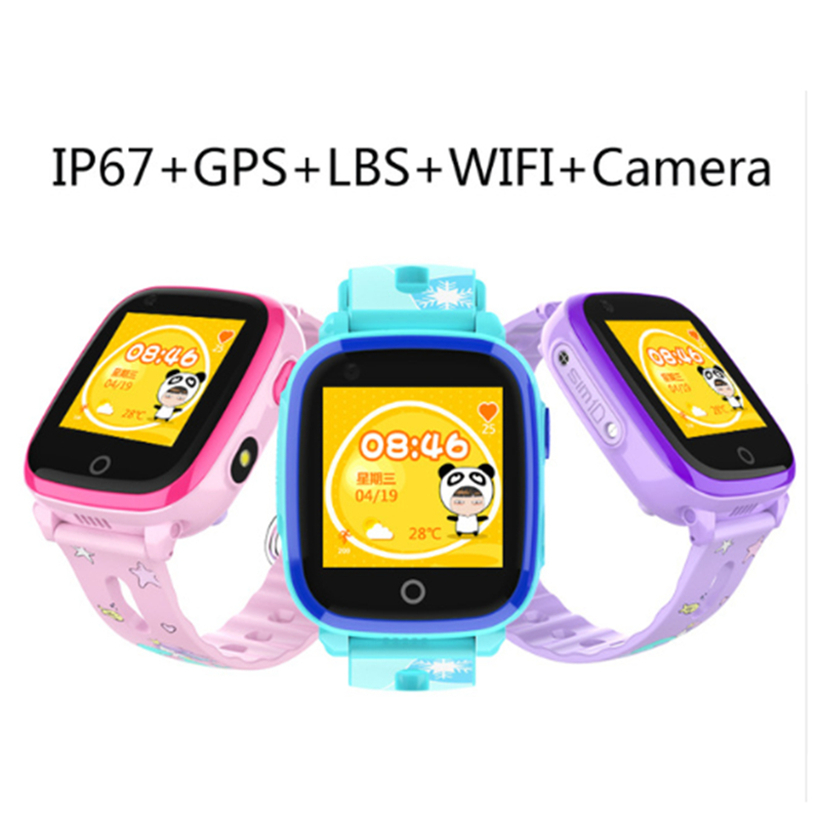 DF33 Smart Watch 4G Android 6.0 GPS+LBS Precise Location IP67 Waterproof Sim Card Call Phone Smartwatch Kids Students ChildDF33 Smart Watch 4G Android 6.0 GPS+LBS Precise Location IP67 Waterproof Sim Card Call Phone Smartwatch Kids Students Child